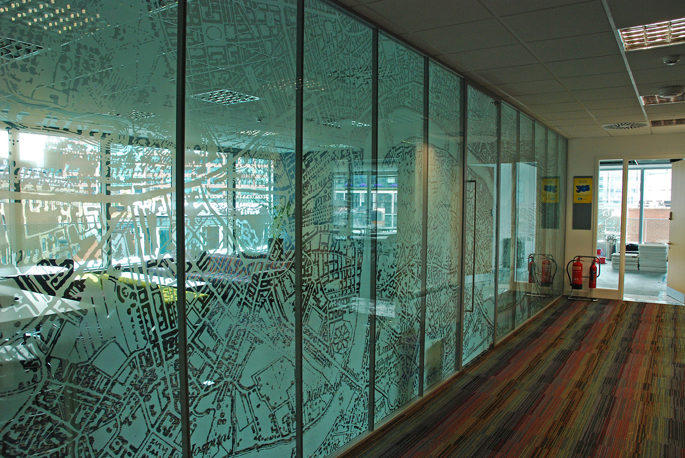 Uea london glass manifestation on behance for Window net design