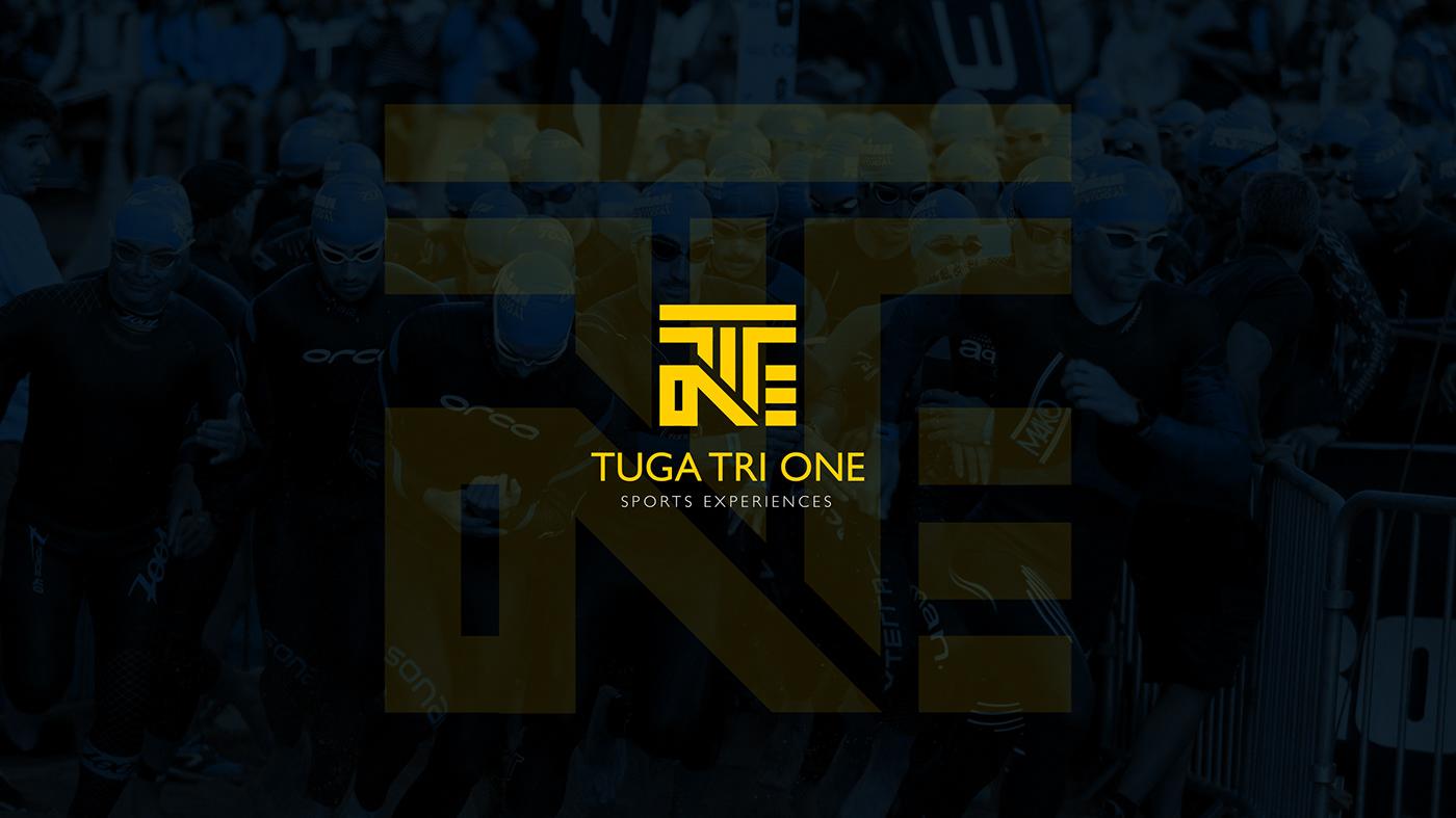 sports Events graphic identity Logo Design