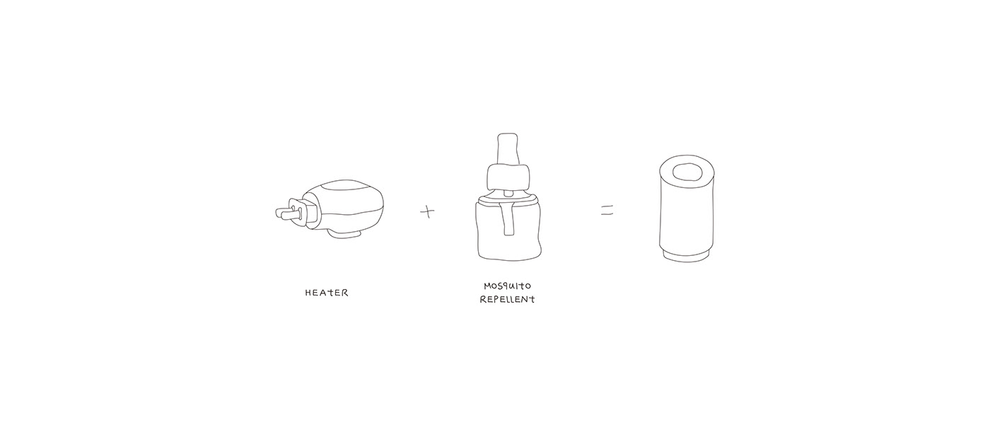 industrial design  insect repellent Repellent liquid summer
