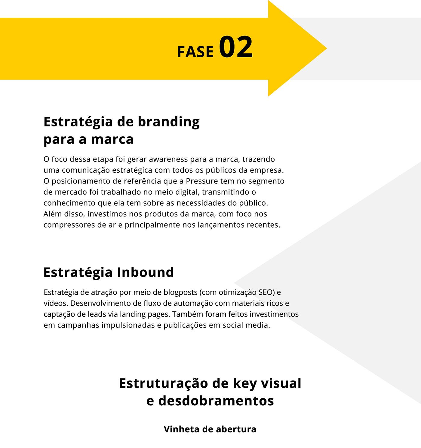 campanha catalogo ferramentas pressure Redes Sociais site tools Webdesign