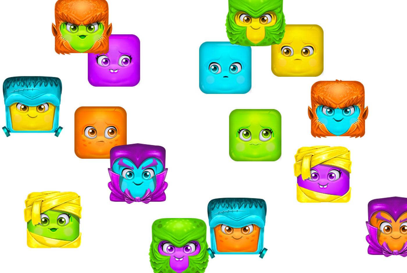 game Game Art icons ILLUSTRATION  ui design