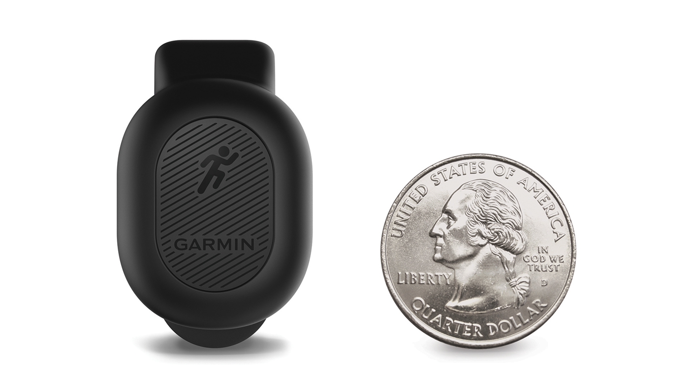Garmin Running Dynamics Pod on Behance