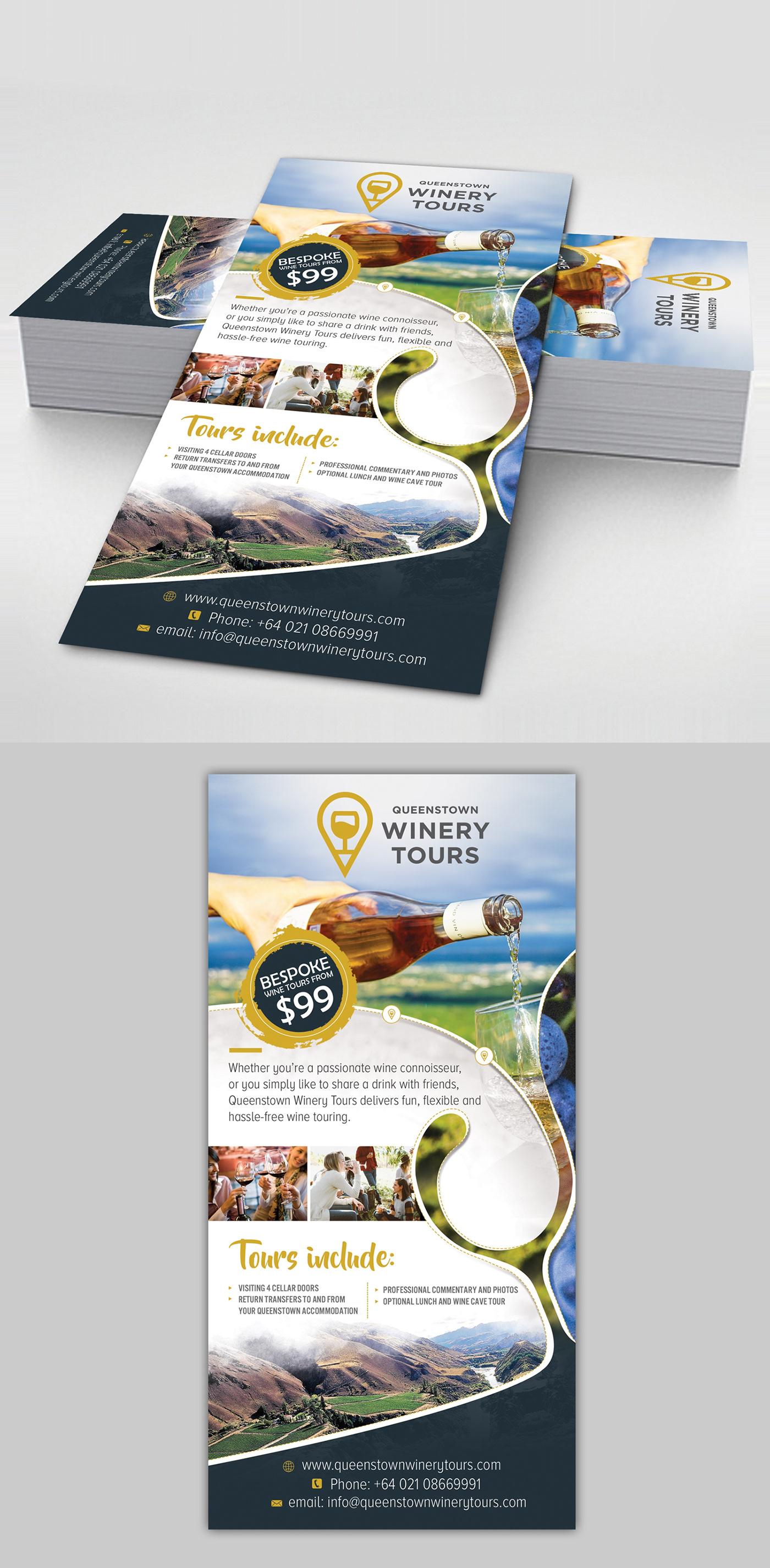 flyer Flyer Design IT flyer design Real estatae flyer