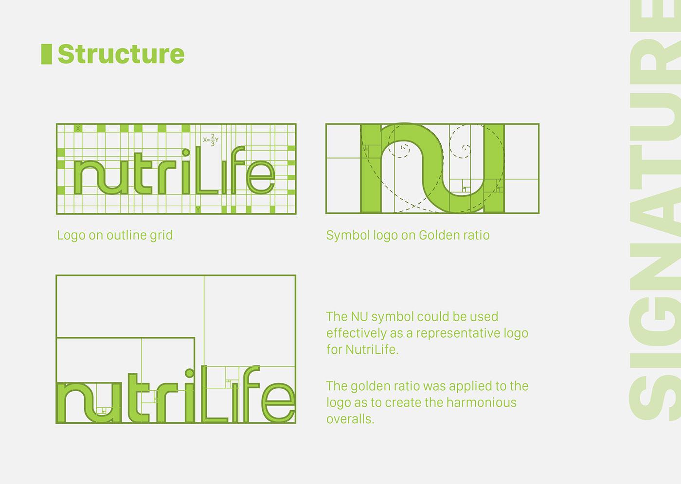 branding  Logo Design Organic product simple package design  modernism nutrition powder nutrition product graphic design  logo