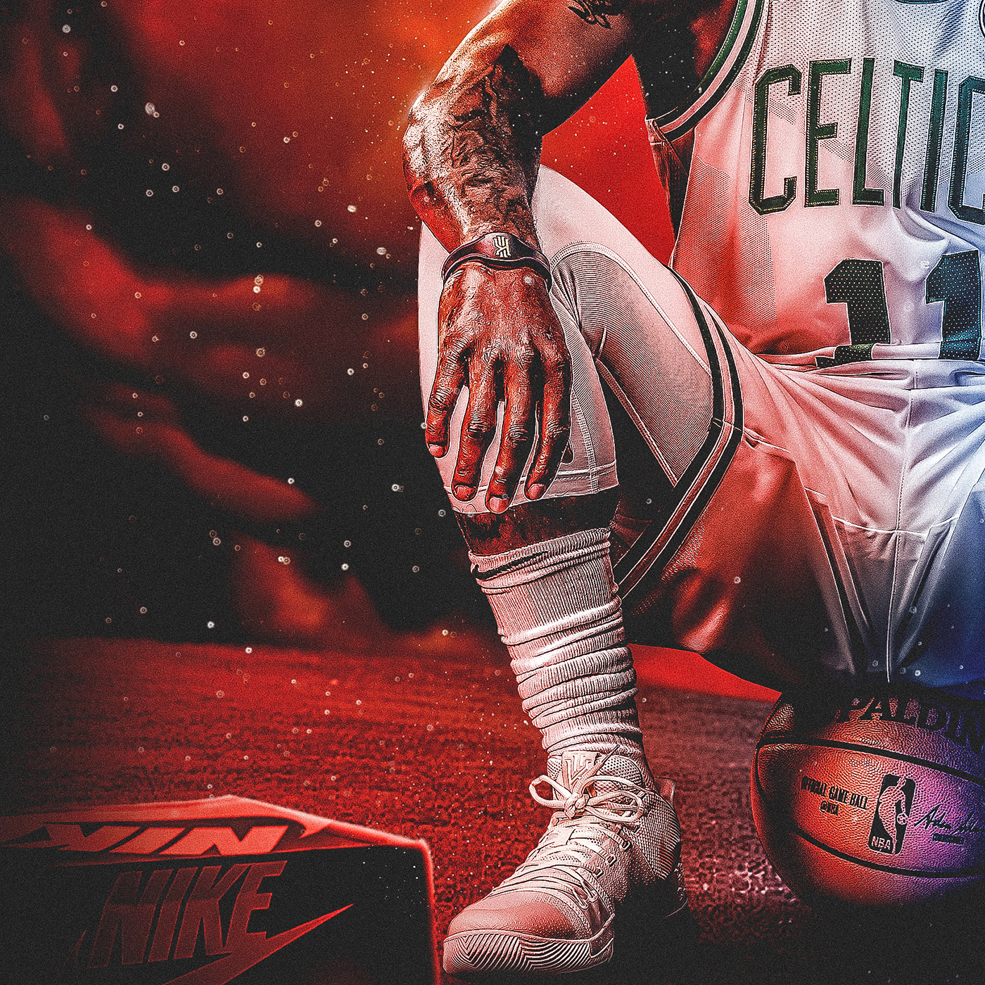 kyrie stranger things shoes