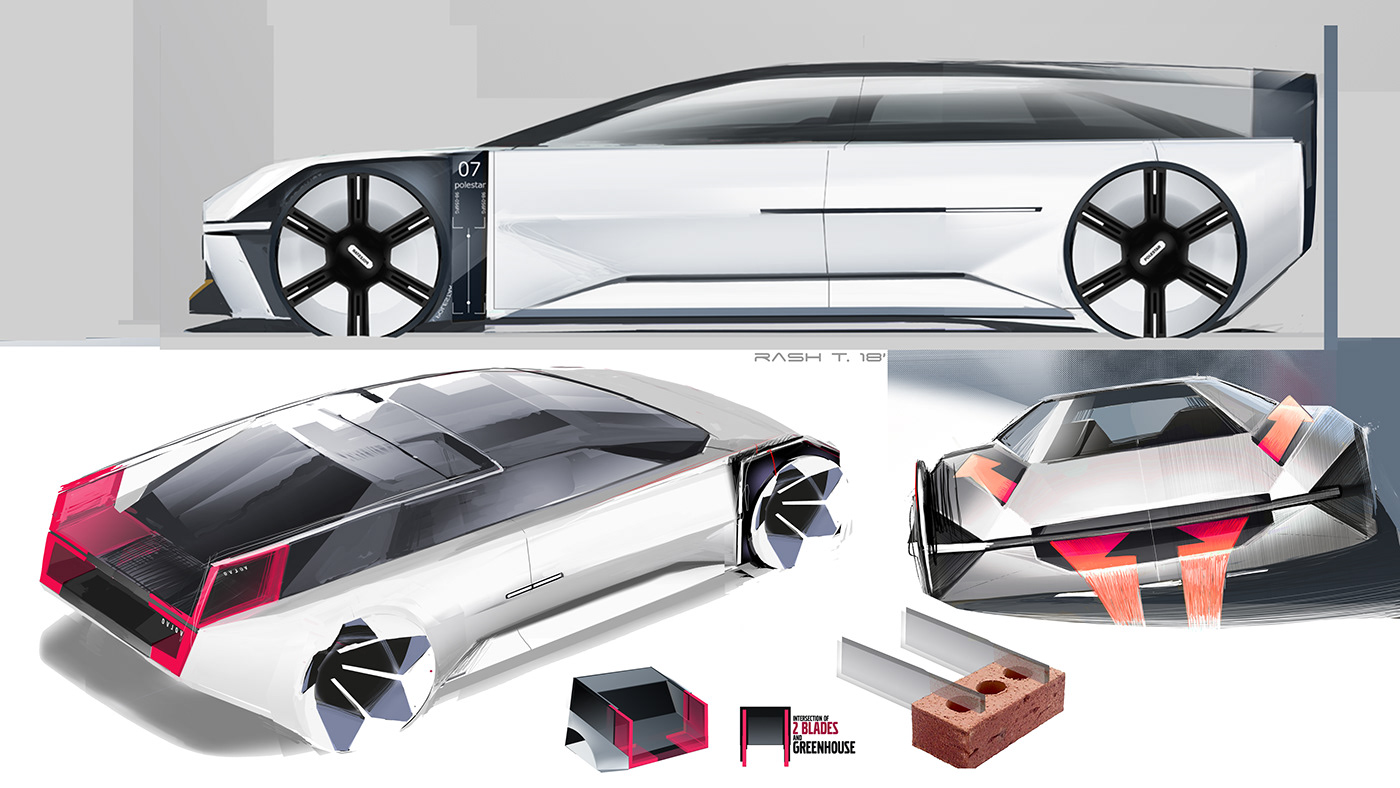 POLESTAR_0 Concept - Automotive Design