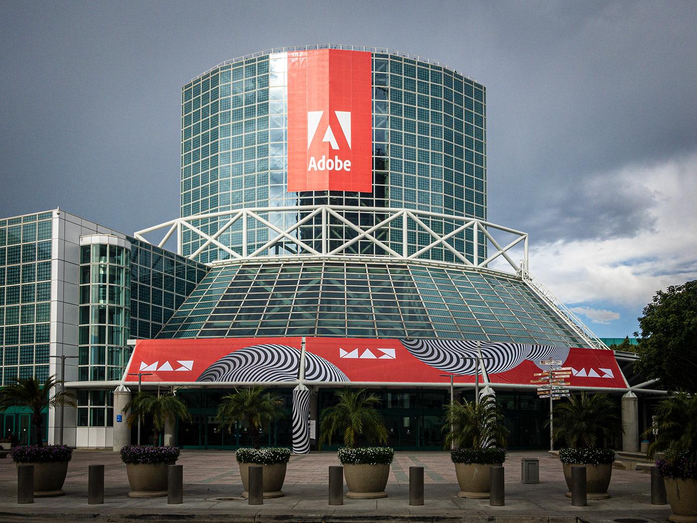 Adobe MAX Los Angeles Creativity adobe lightroom creative Event