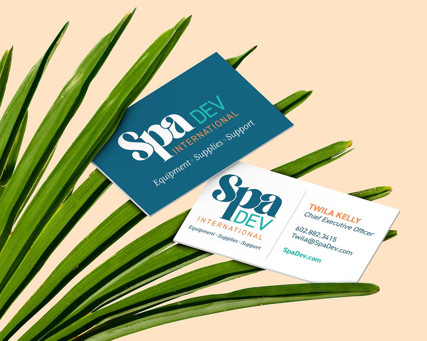 brand identity identity lettering Logo Design logofolio logos Logotype Spa type typography