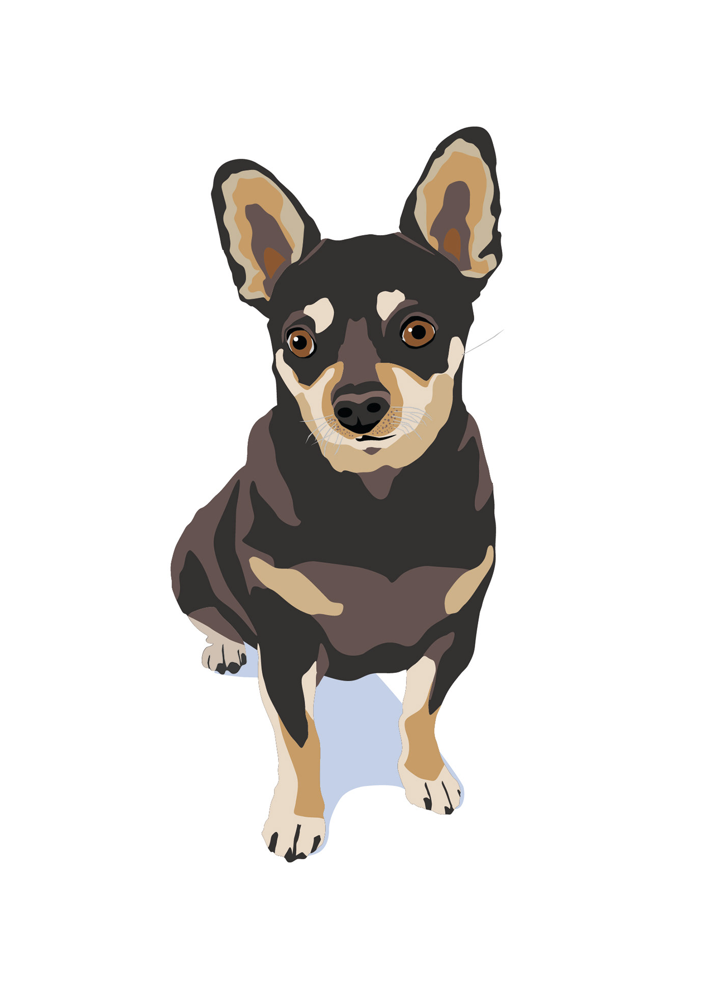Image may contain: dog, animal and cartoon