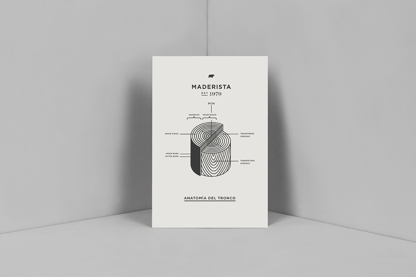 Poster design monochrome - Poster Design We Love Posters By Anagrama Studio