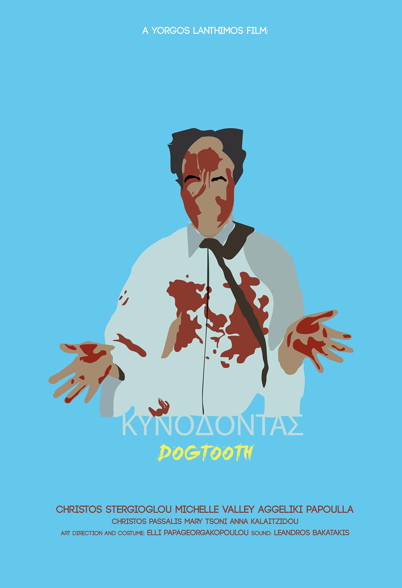 Dogtooth Deutsch