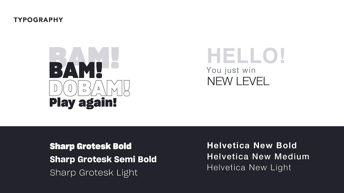 agency Bojana Knezevic brand icons logo Logo Design posters rebranding stickers visual identity