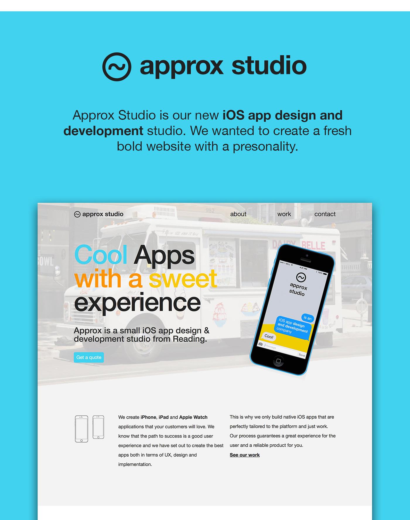 Web Webdesign Responsive ios iphone iPad apple watch developer app css