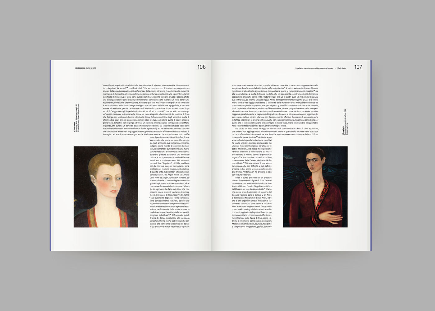 Frida Kahlo Oltre Il Mito On Behance 322 Thank You