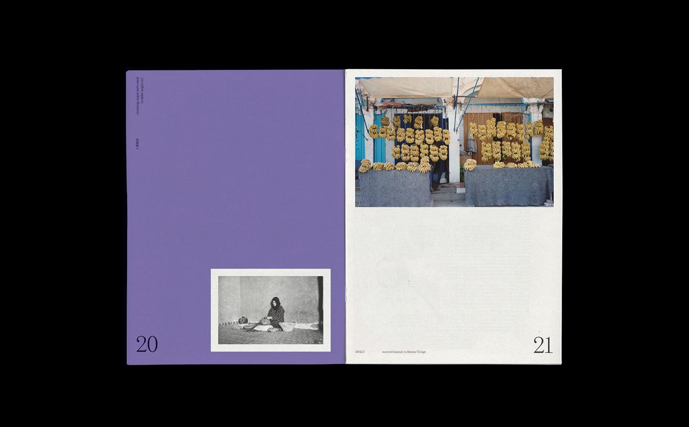 charity colour Layout magazine Photography  print self-published type Zine