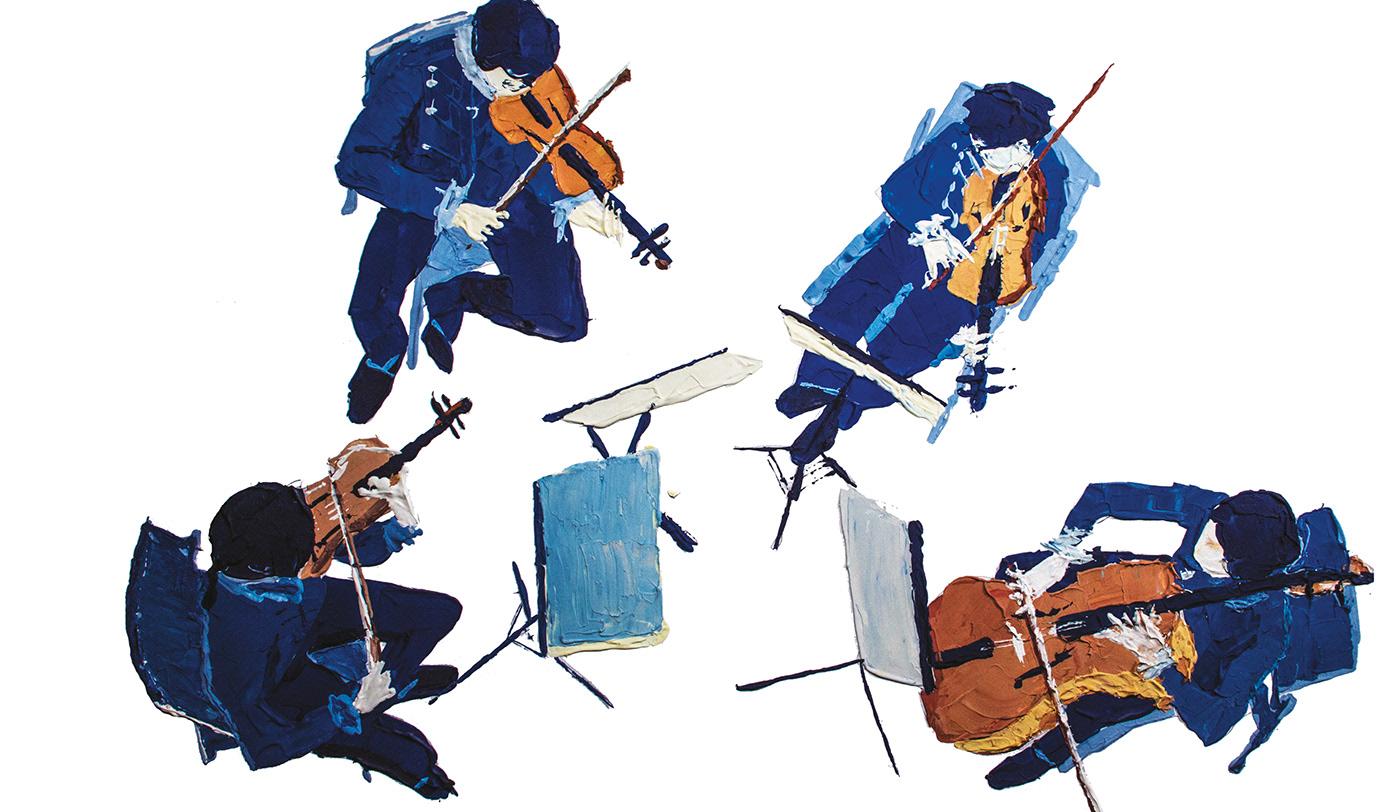 the lobkowicz quartet