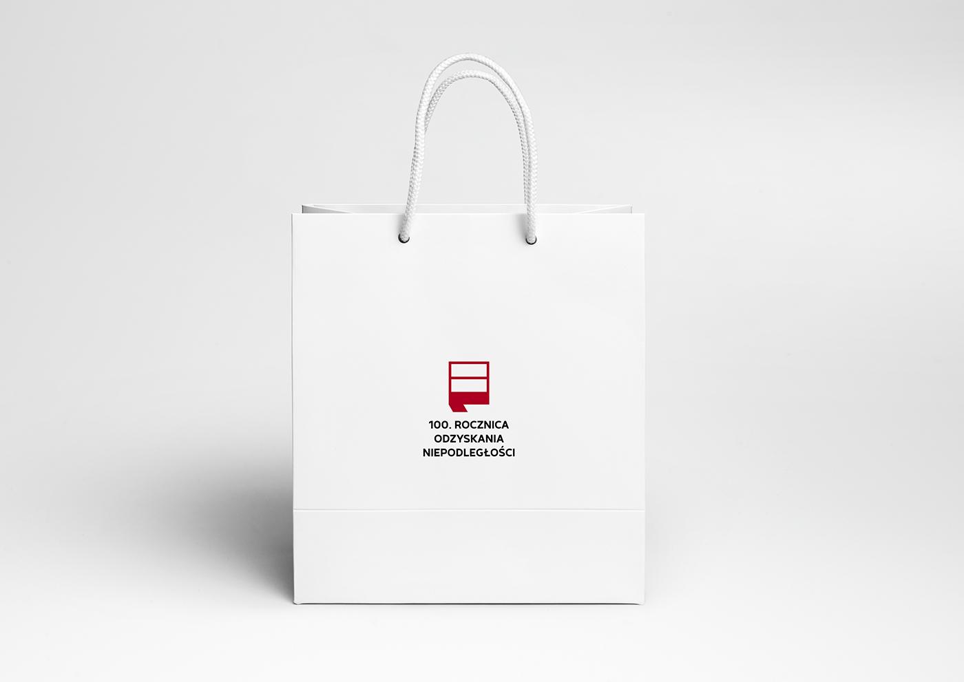logo IPN rocznica anniversary niepodległość Independence freedom polska flaga
