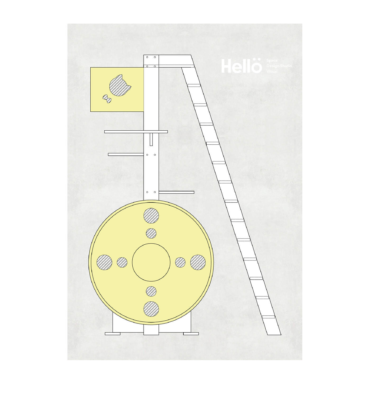 商业空间设计 宠物店 宠物店设计 室内设计 空间设计