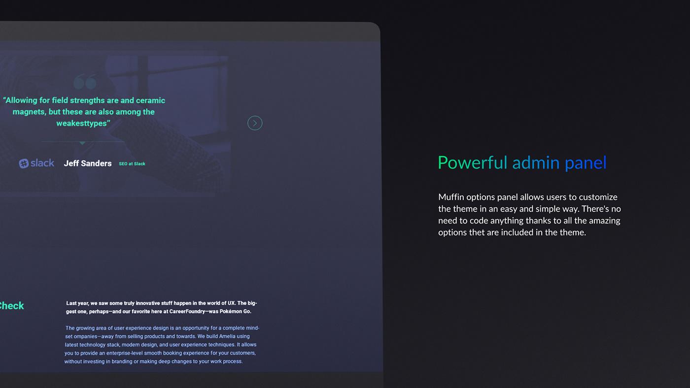 Desktop Website Presentation - 12