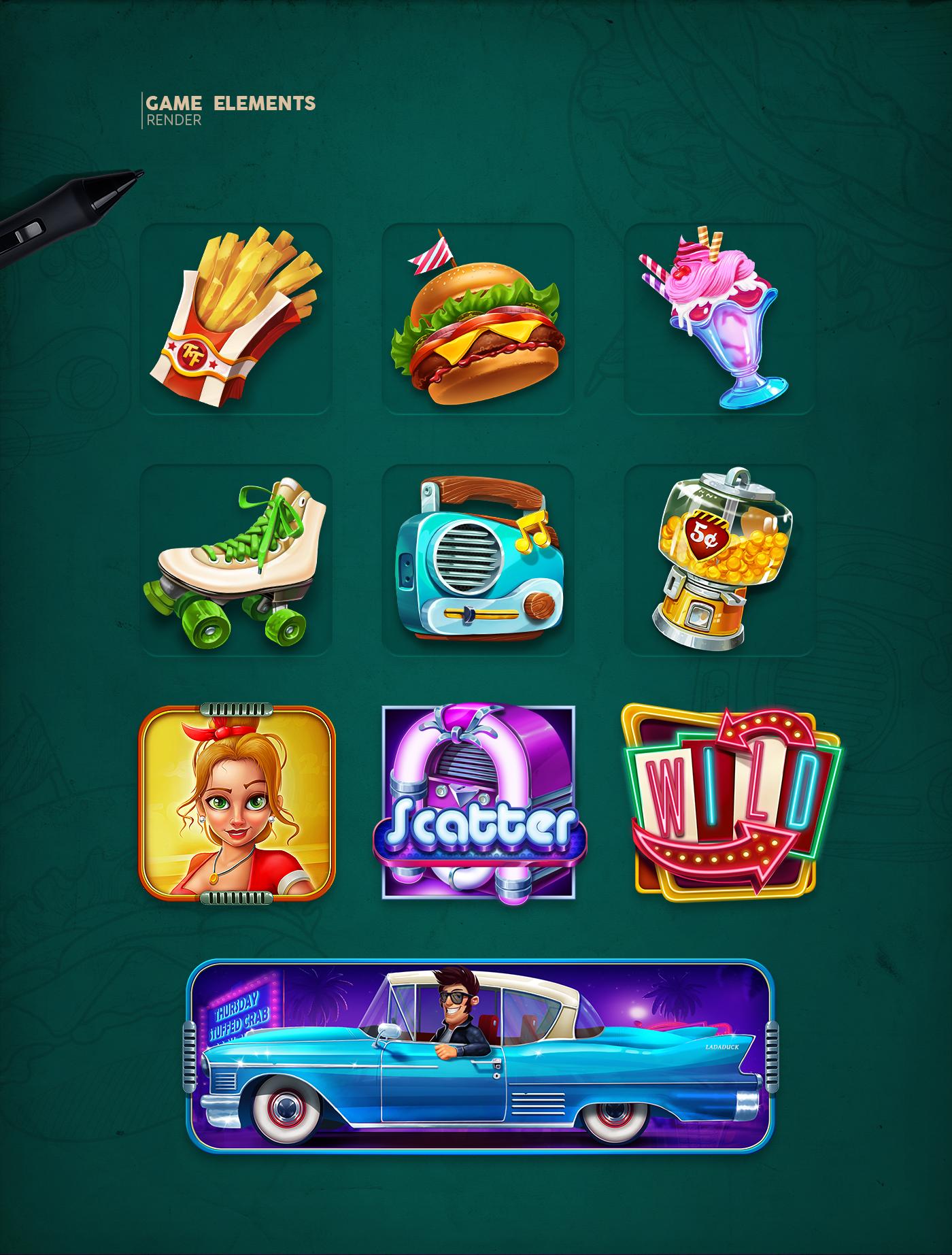 Cloud 9 - Slot Game