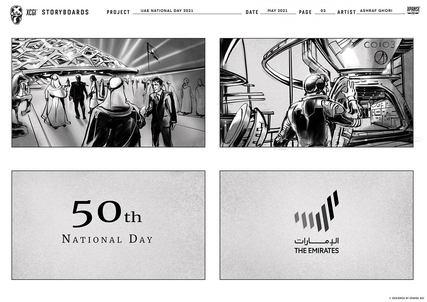 Abu Dhabi dubai National day SPIRIT OF THE UNION UAE