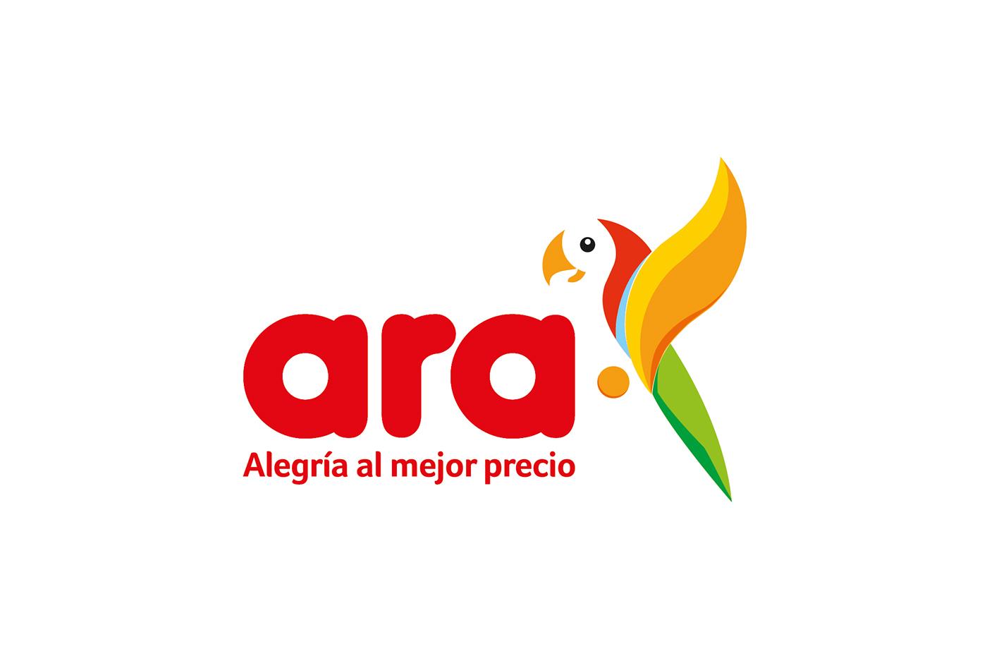 Ara Logo Design On Behance