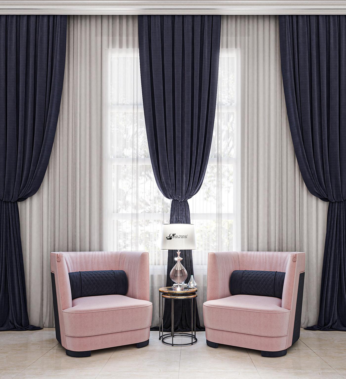 Hình ảnh có thể chứa: rèm, trong nhà và sàn nhà