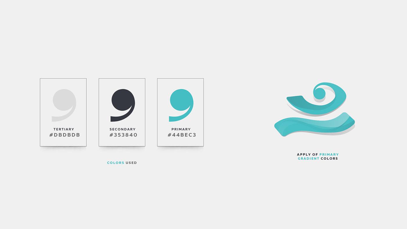 brand logo marketing   stationay