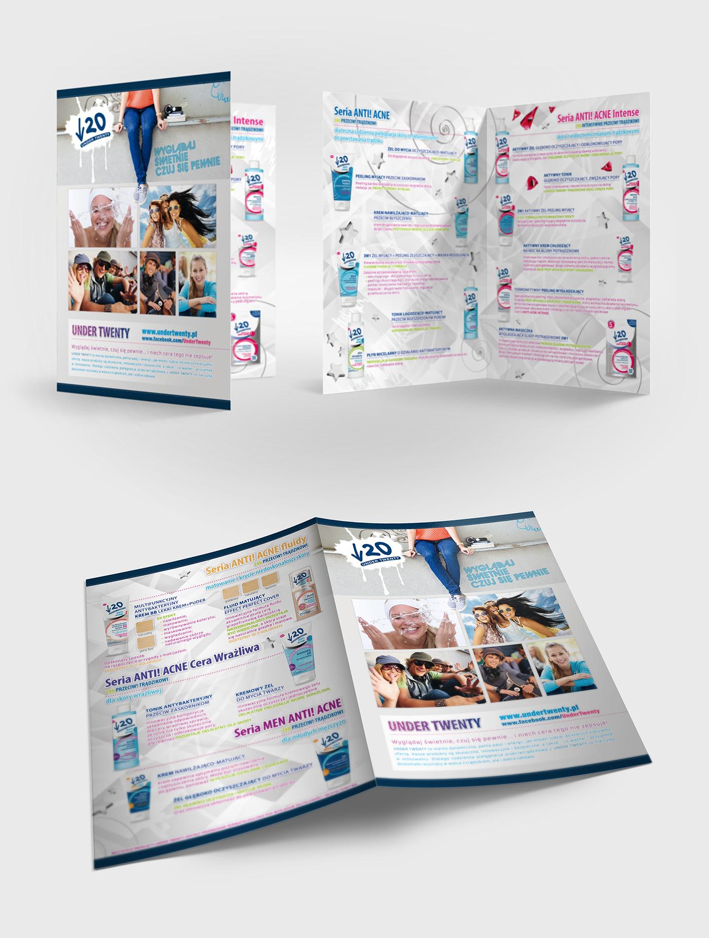 kugi,cosmetics,leaflet,eris,printed,brochure,flyer,Booklet