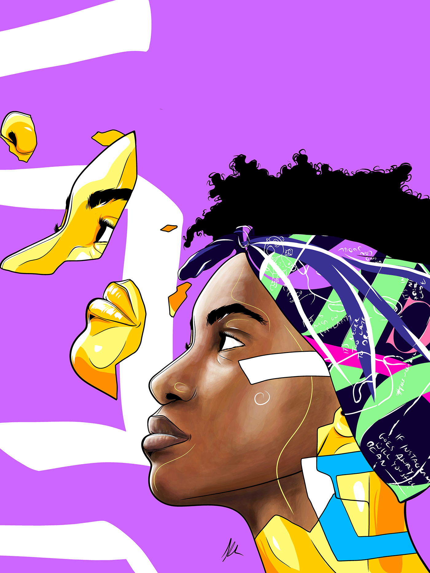 art ILLUSTRATION  design Character digital painting adobe adobe draw adobe illustrator draw iPad apple pencil