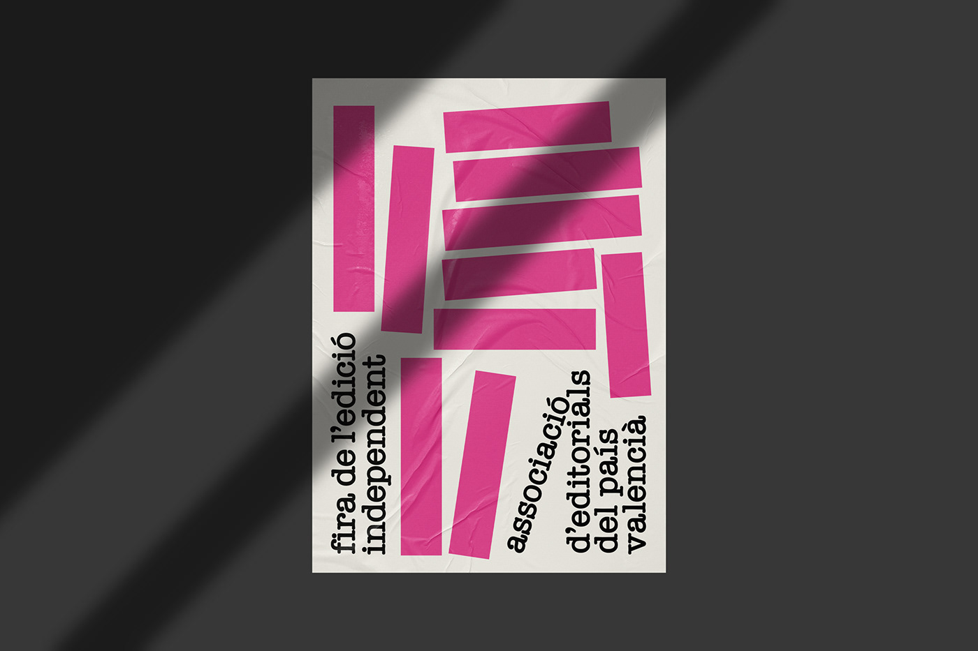 book design edition identity poster