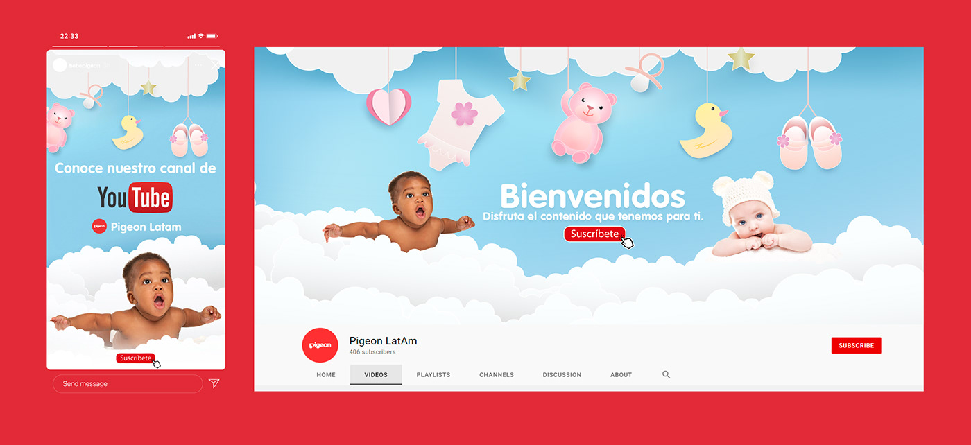 baby bebe biberon design panama