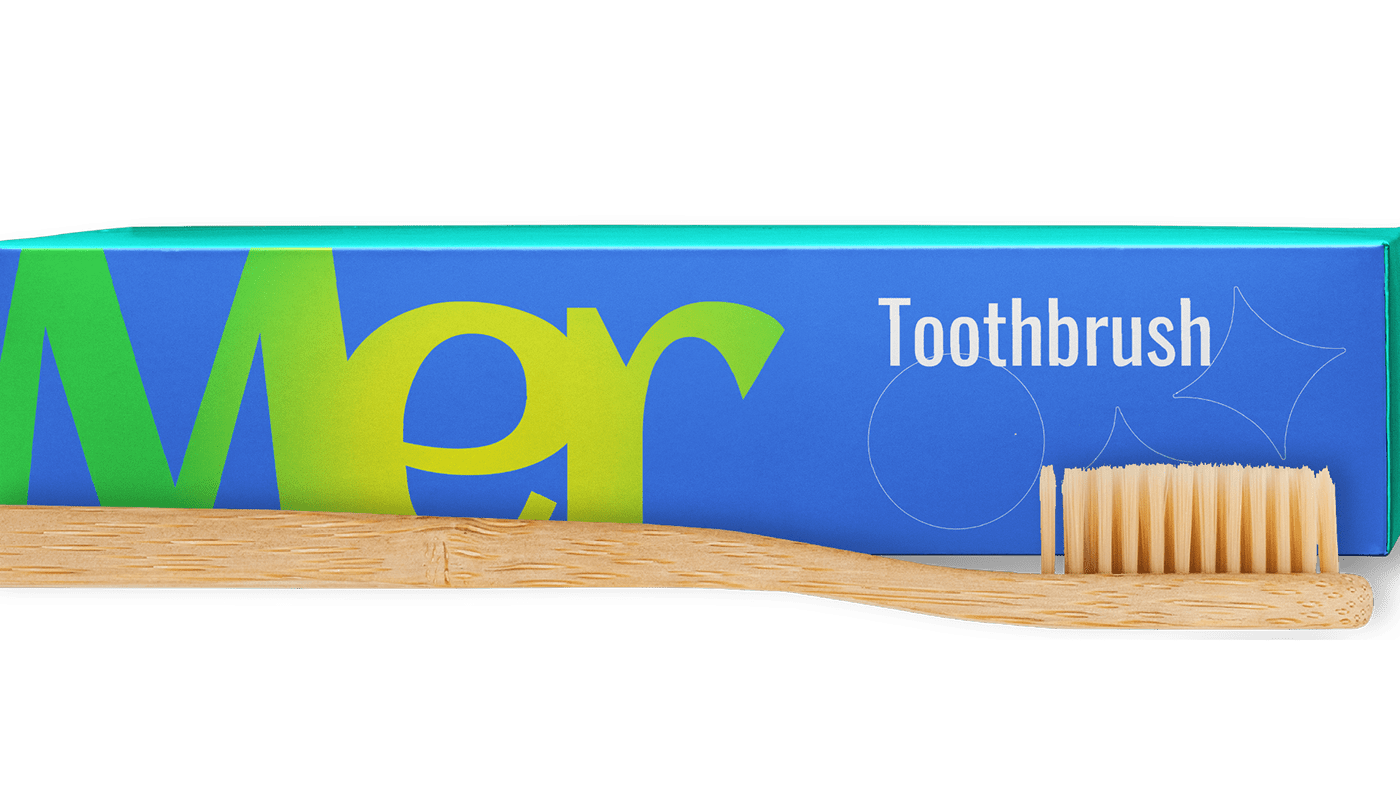 eco-friendly natural toothbrush