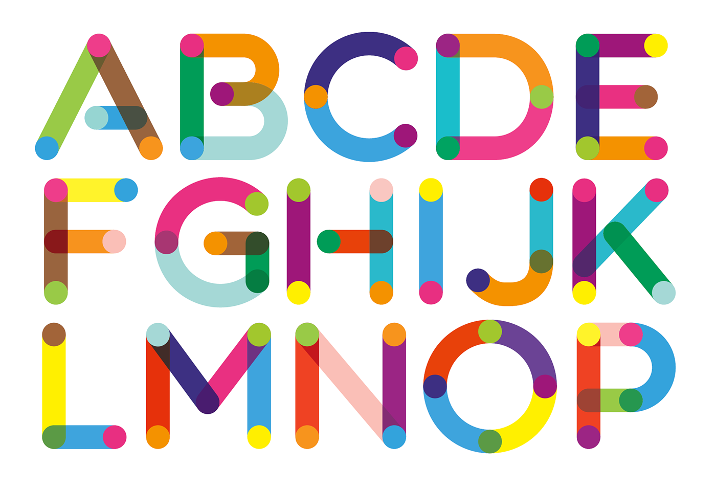 font Typeface vector font color font svg font