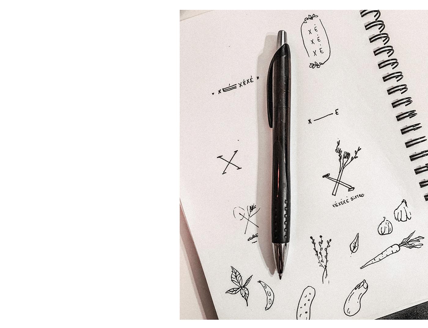 Image may contain: handwriting, sketch and drawing