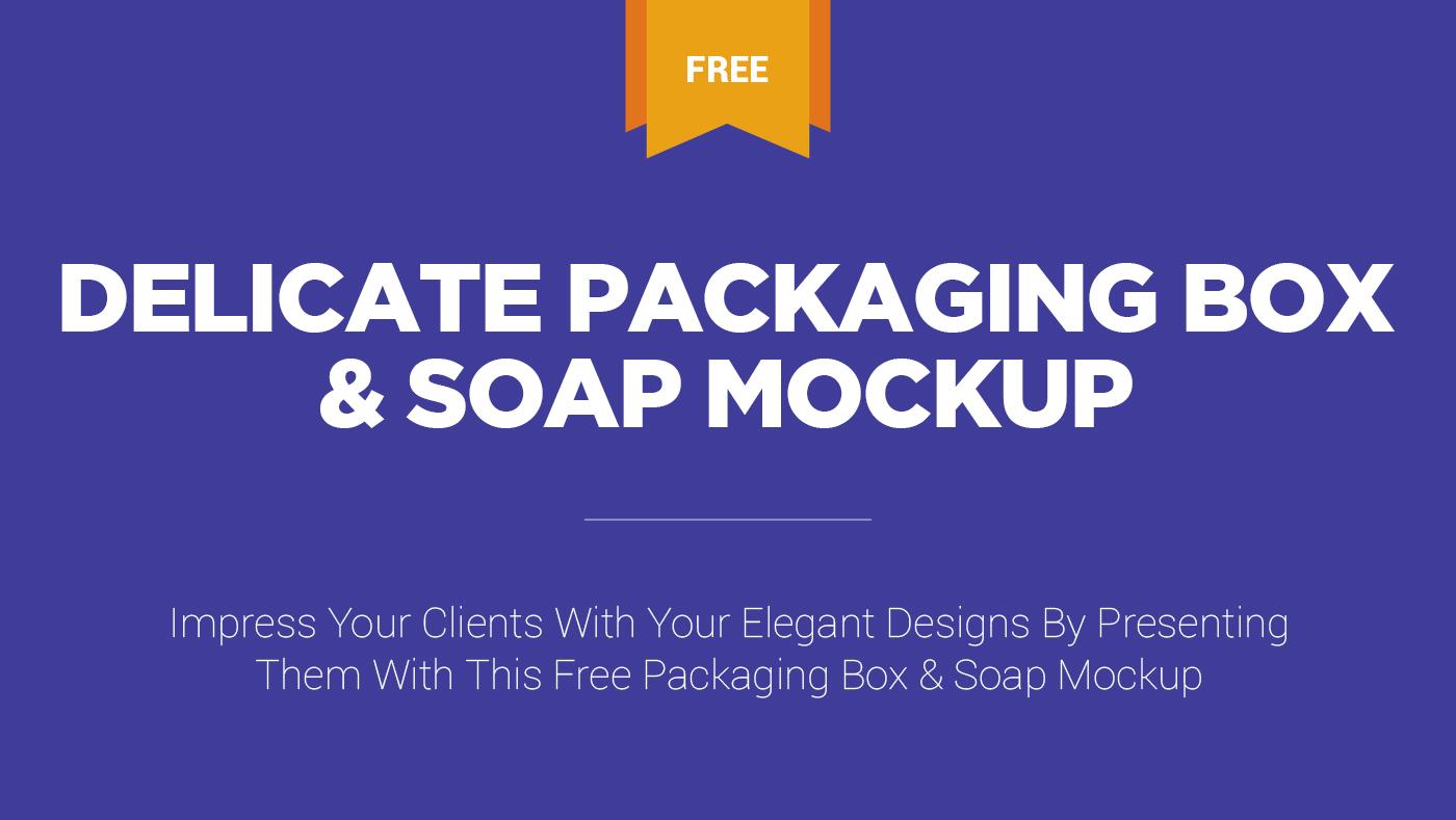 高品質的32套肥皂包裝欣賞