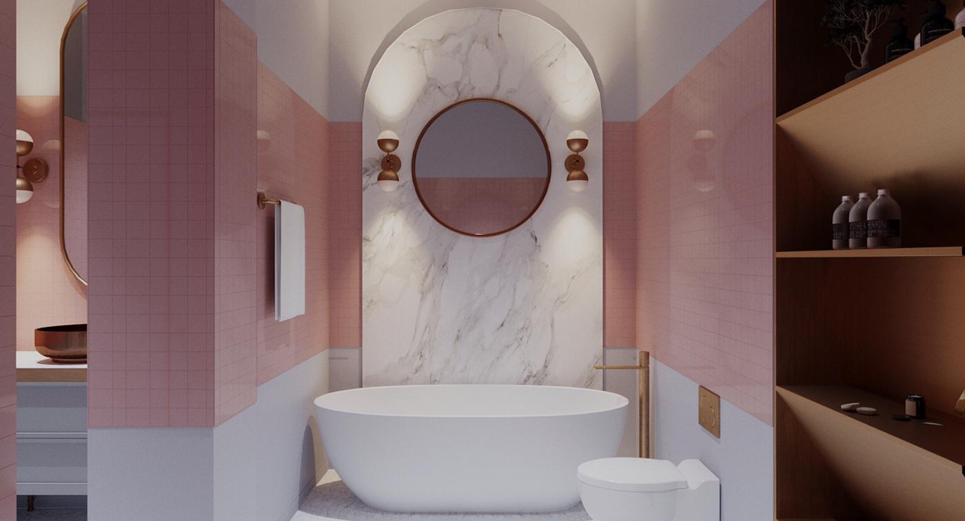 豐富的18款豪宅浴室欣賞