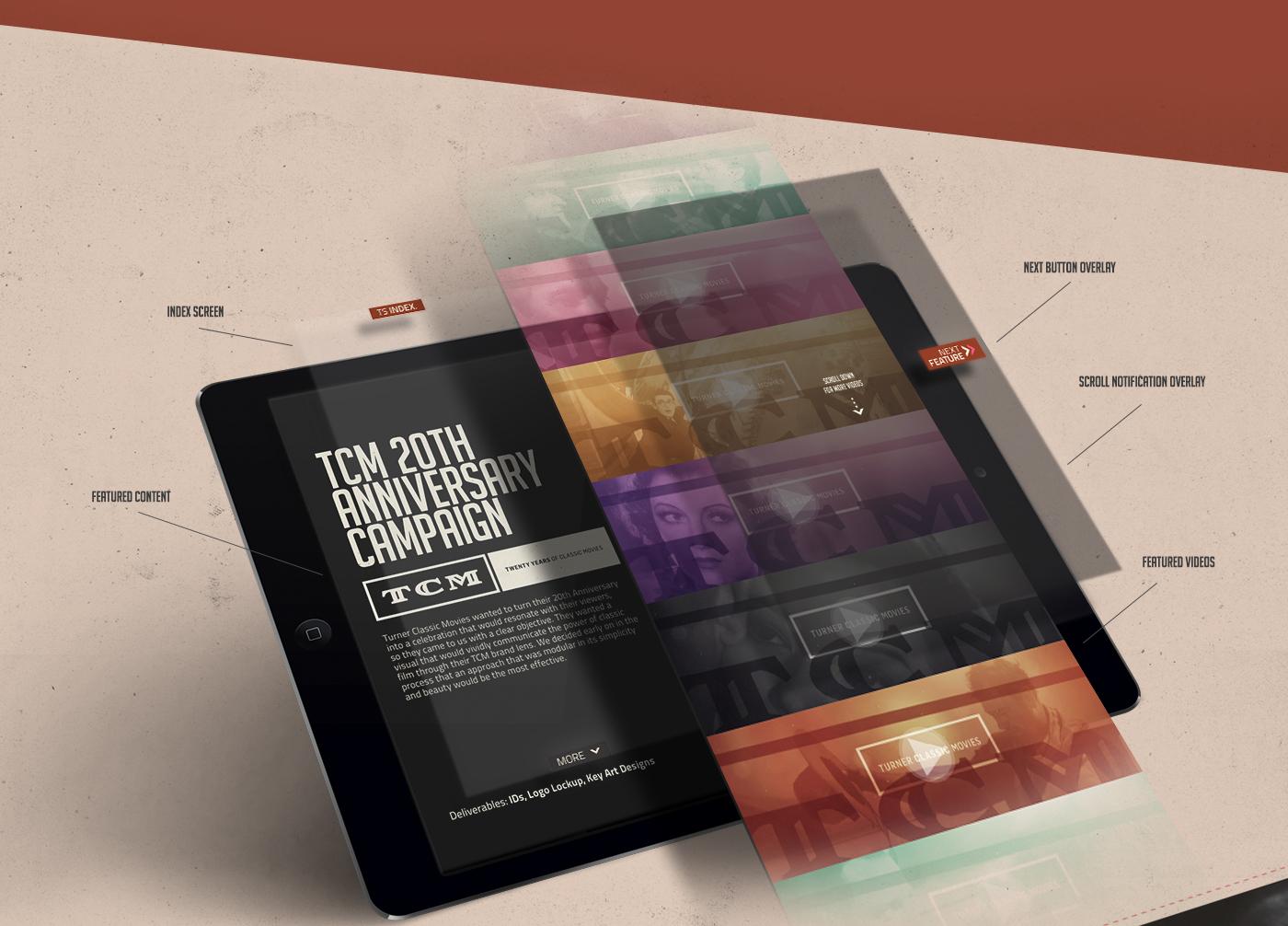 Turner Studios iPad wrecking ball DPS Digital Magazine time warner digital agencylife Webdesign videos turner broadcast Digital Publishing