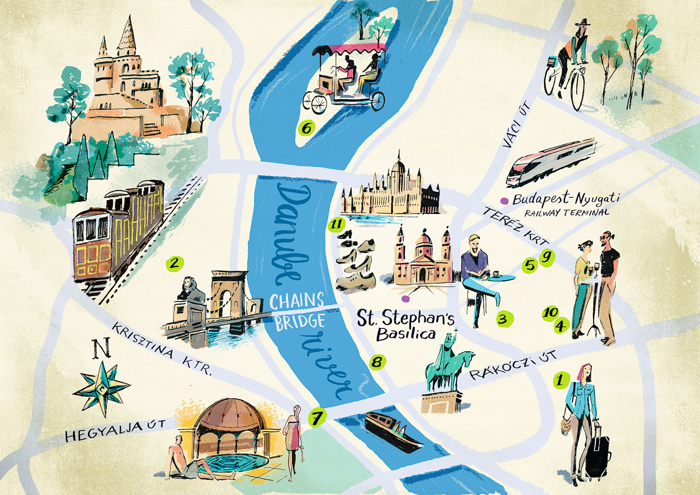 Lonely planet traveller uk perfect weekend maps on behance for Project weekend