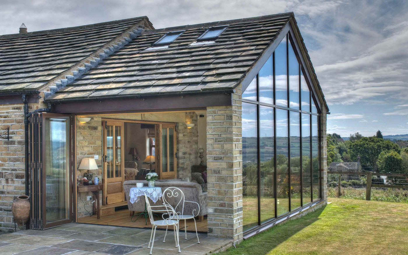 The Barn House Conversion On Behance