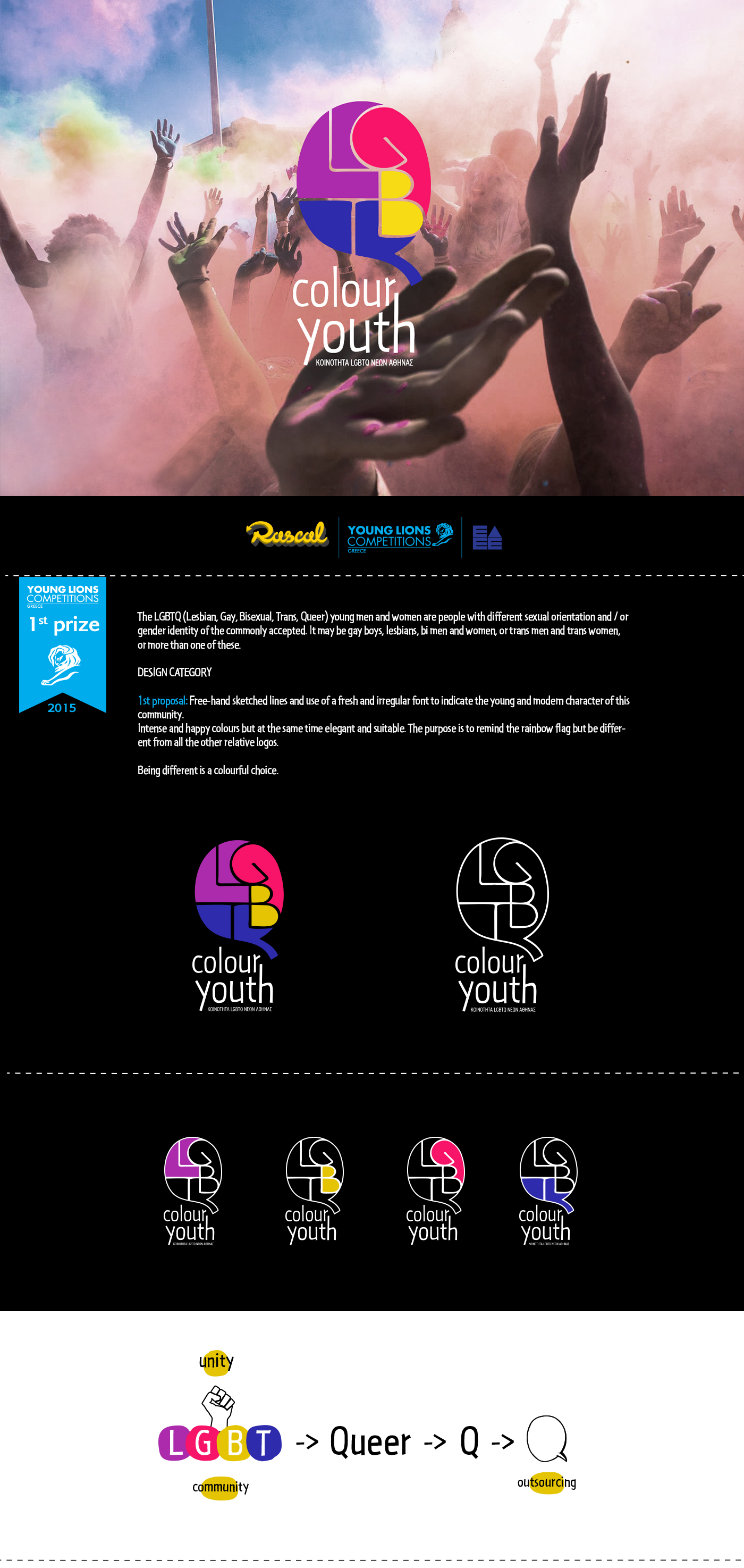 Character Design Competition 2015 : Young lions competition hellas on behance