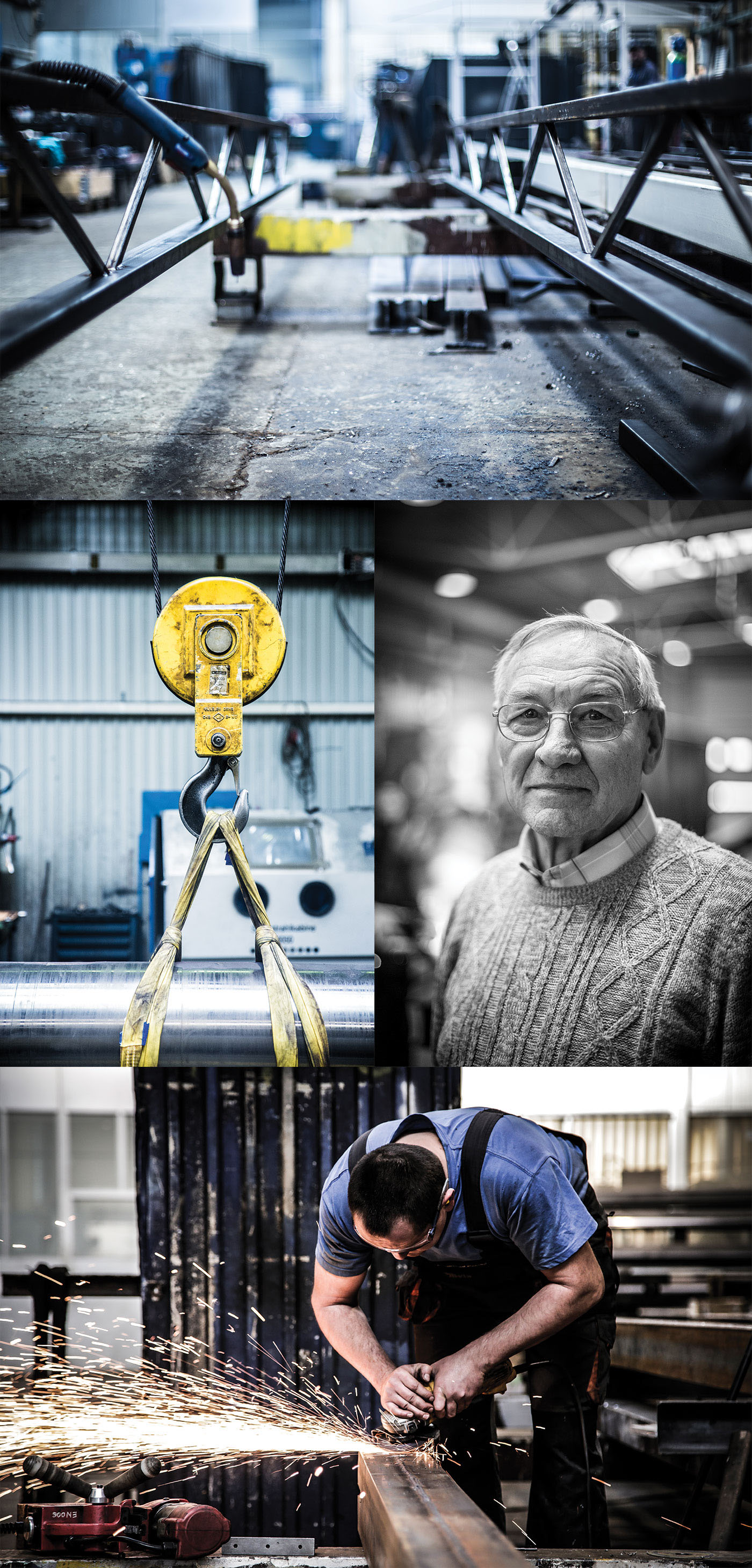 Adobe Portfolio sermabud Machining Industrial Automation locksmithing welding technological installations Relocation industrial equipment Production Project toolshop sales electric automation specialist quality control