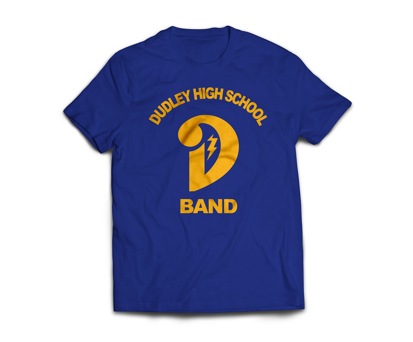 marching band music school north carolina High School