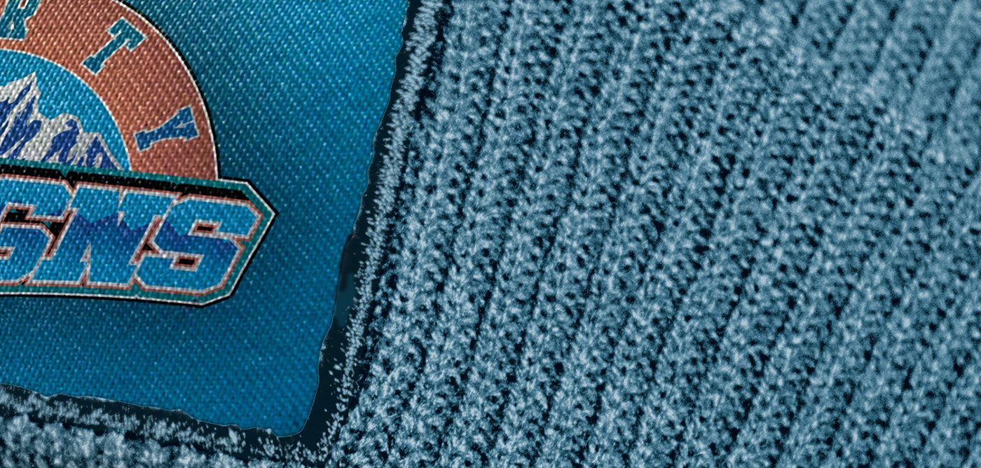 Mockup psd beanie winter HD patch Embroidery free Clothing