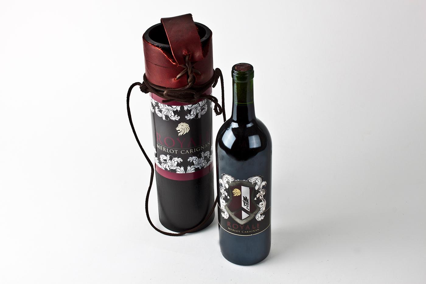 有美感的29 套酒瓶包裝設計欣賞