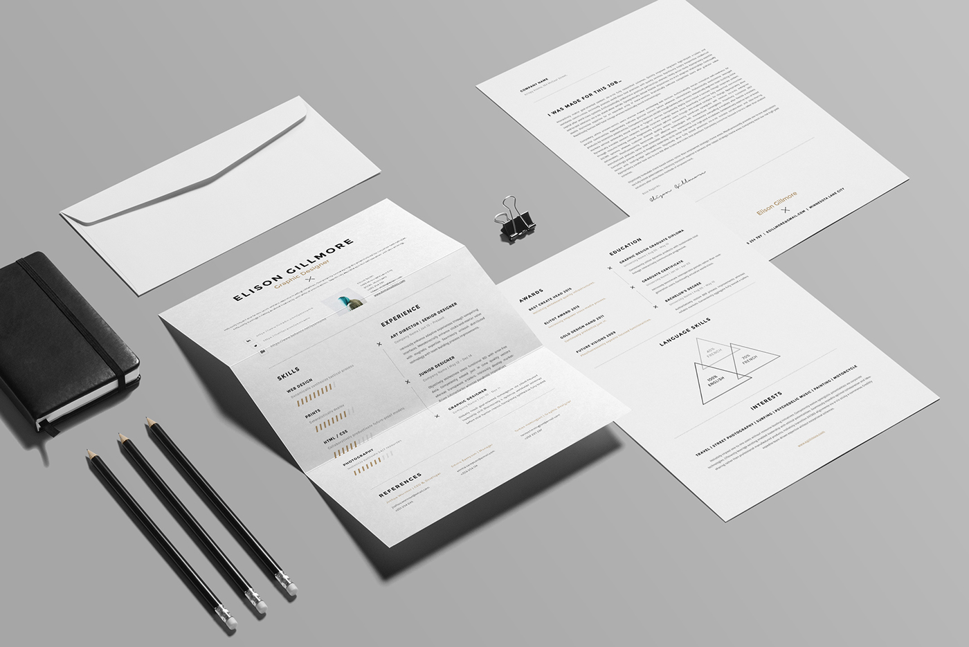 Resume,CV,document,page,pages,word,docx,pdf,template,print