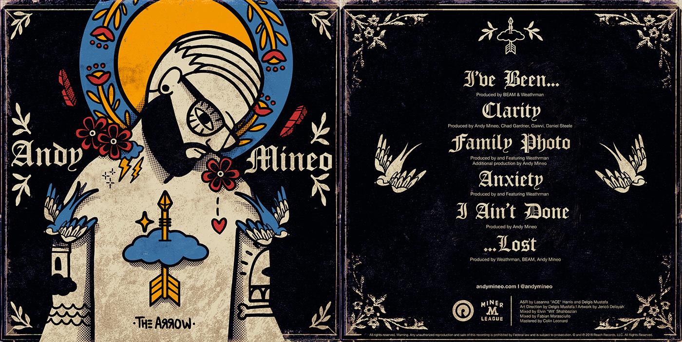 art ILLUSTRATION  Album ArtDirection rapper artwork Drawing  digitalpainting