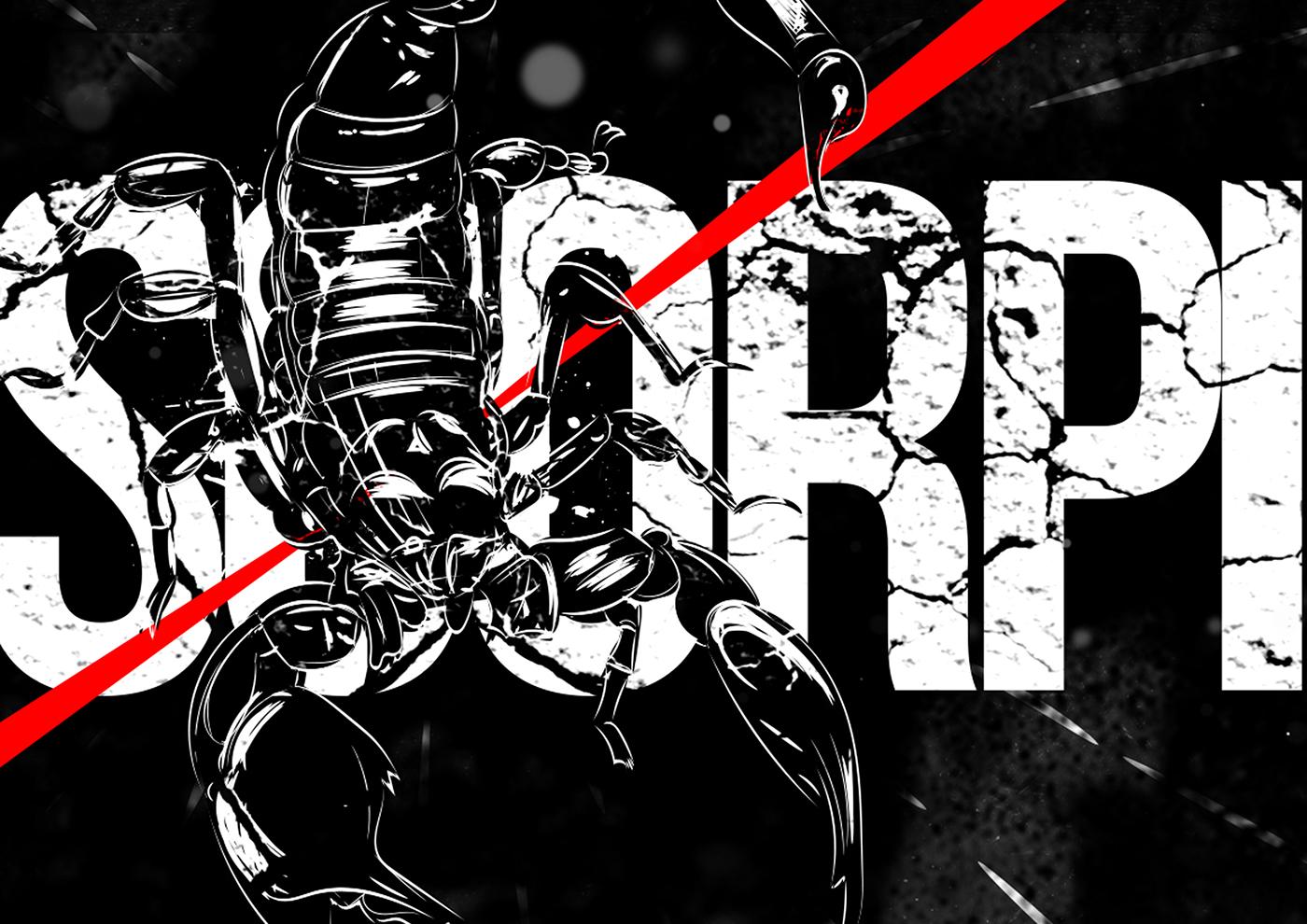 7e15b4226b683f Nike Scorpion on Behance