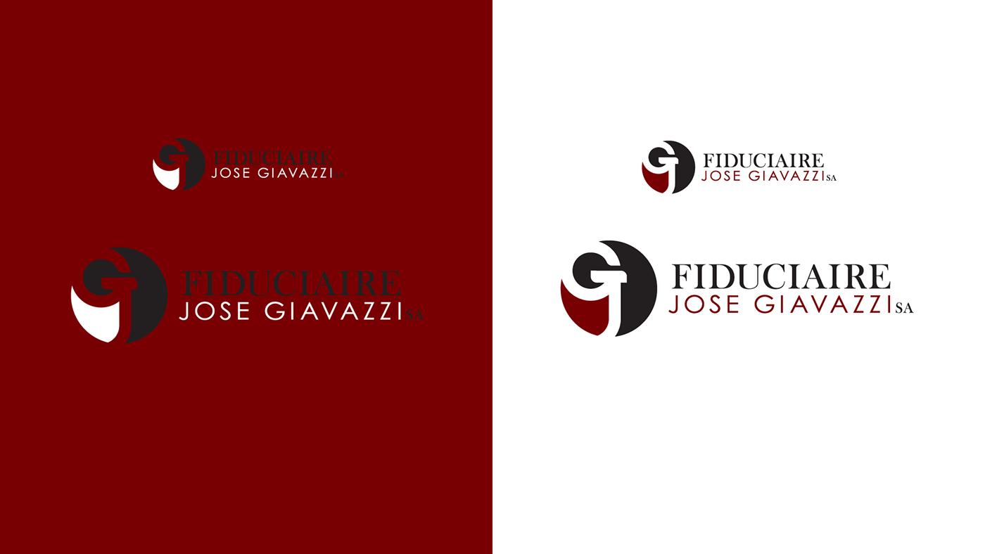 branding  logo design stationary Classic Golden Ratio red bold Nsk Design poster