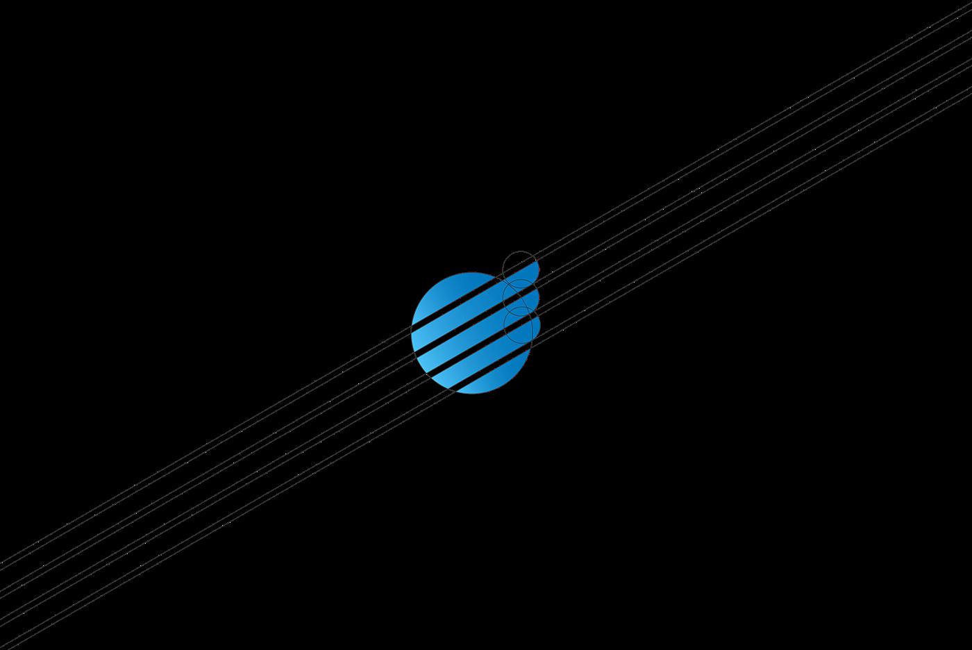 logos marks minimal line circle